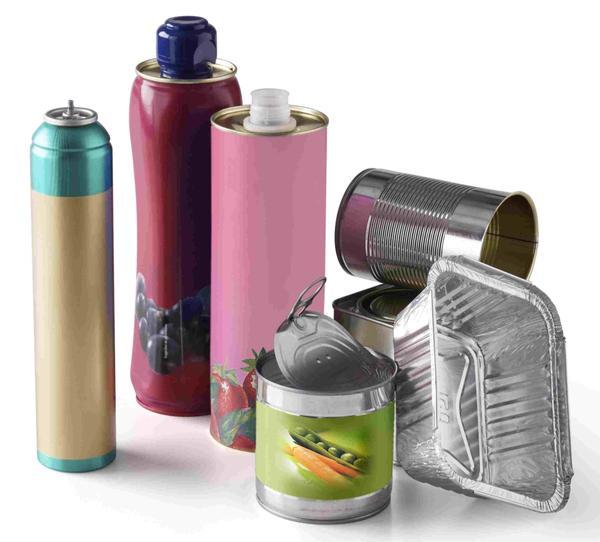 Emballages en aluminium