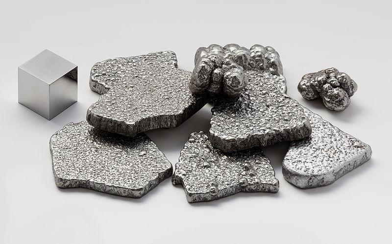 Fragments purs de fer