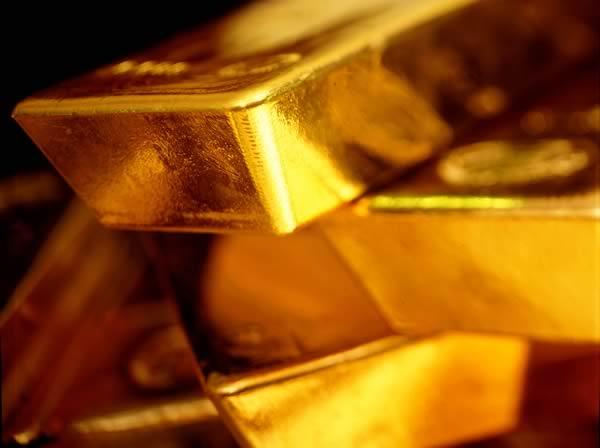 Lingots en or
