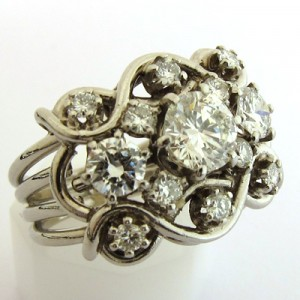 bague-ancienne-platine-diamants-bijou-1950-1960-11