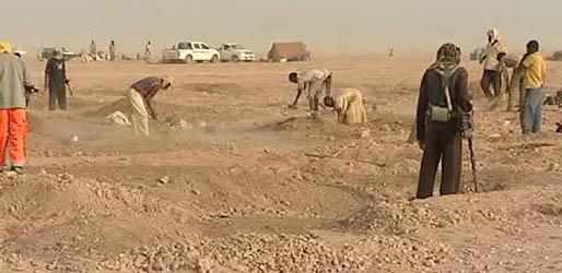 Djanet en Algérie : Mine d'or